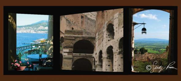 Italy A tryptic